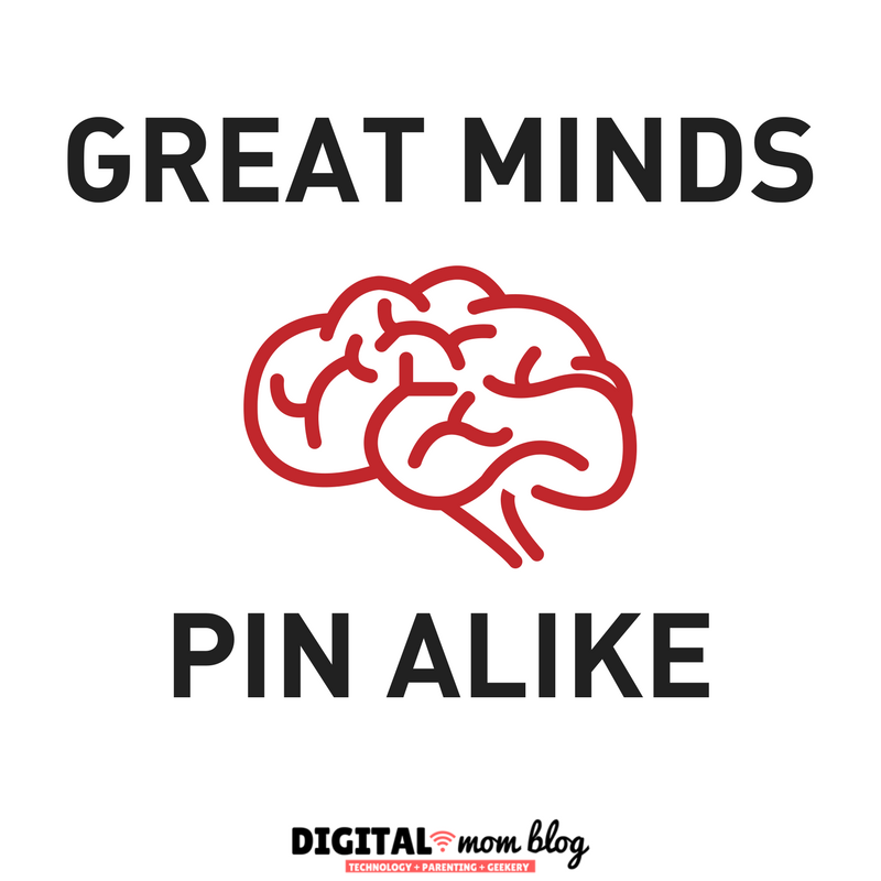GMPA - Great Minds Pin Alike