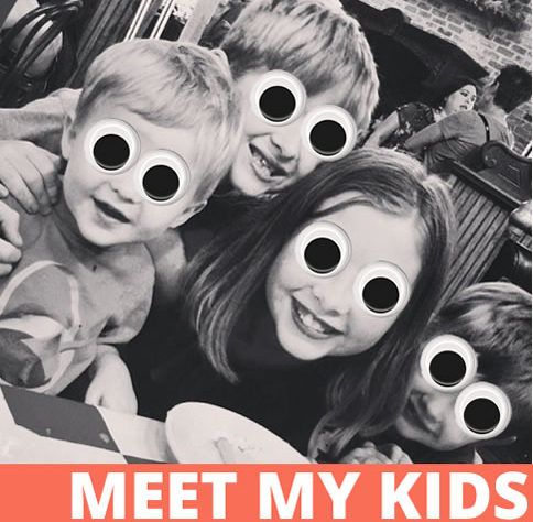 meet my kids - talking parenting