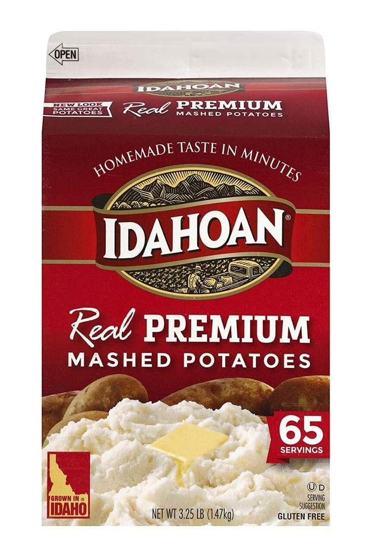 instant potatoes rats