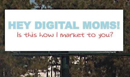 marketing to digital moms