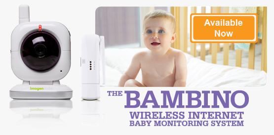The Bambino Baby Monitor