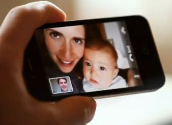 iPhone 4G Facetime Video Chat App