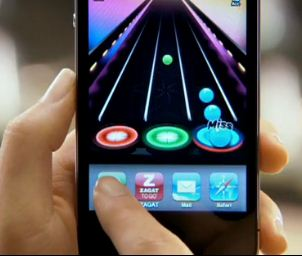 iPhone 4G Multtasking