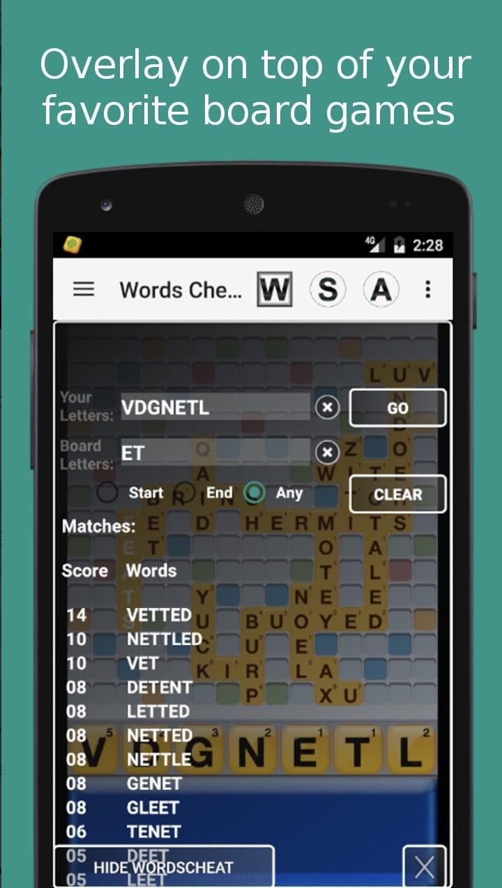 screenshot wwf cheat app snap cheats