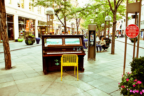 Your Keys to the City - Denver, CO Piano project