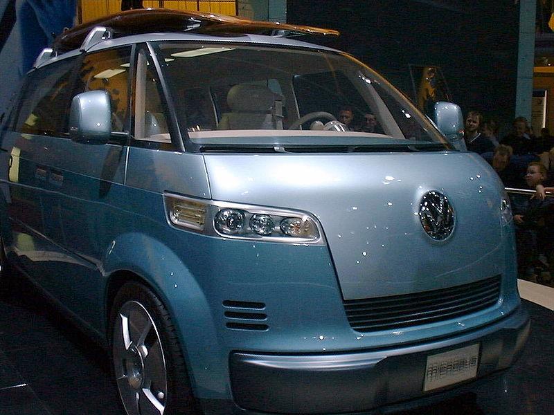 new volkswagen bus