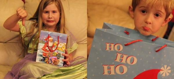 bad christmas gift