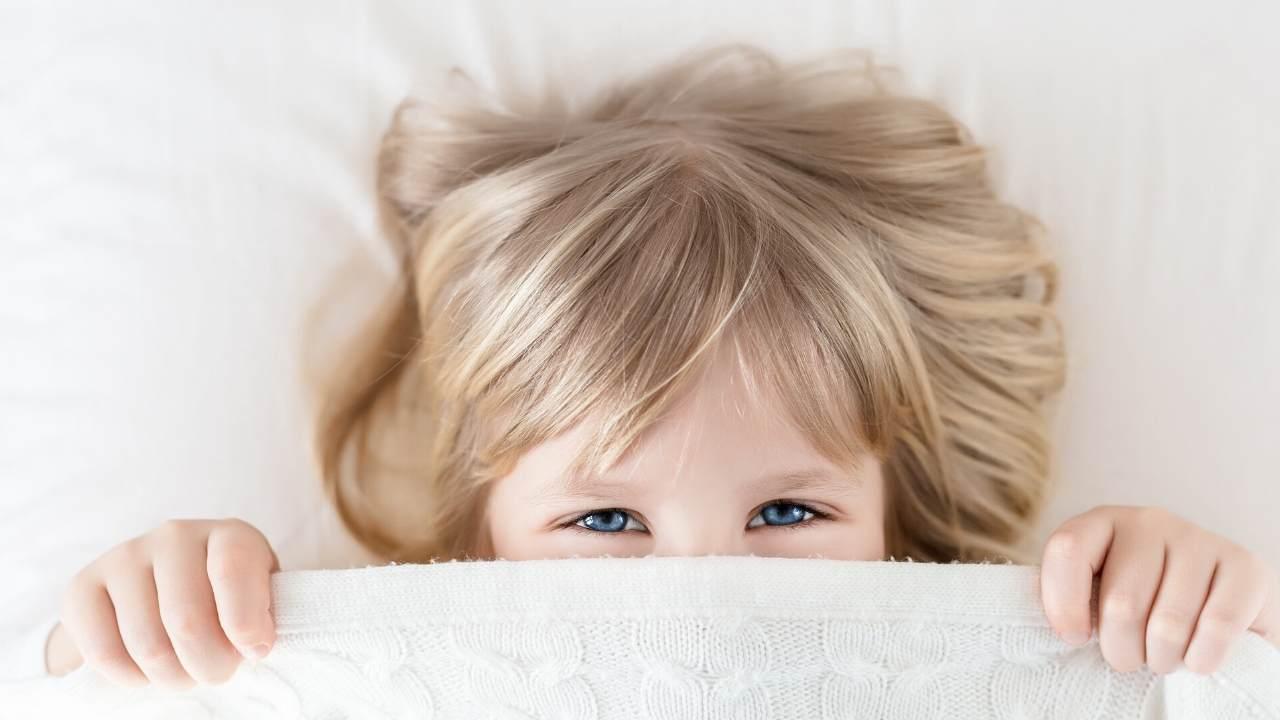 sleep routine for toddler