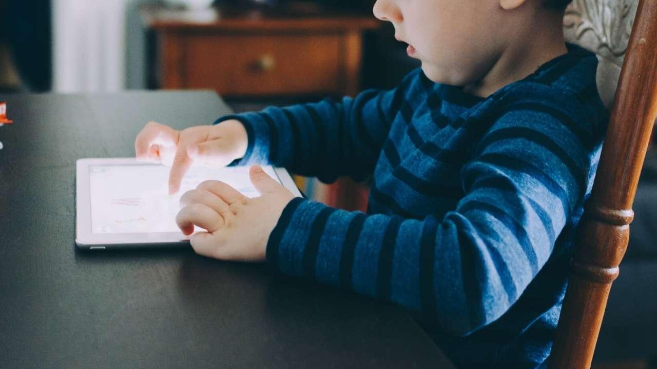 tablet for kids