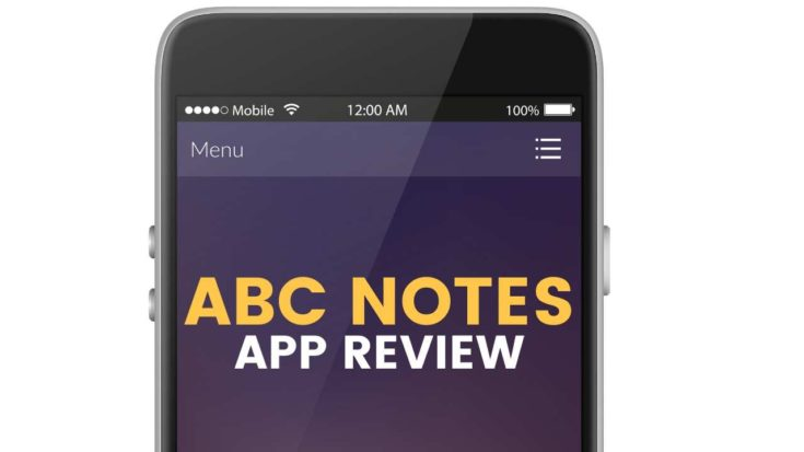 abcnotes app review
