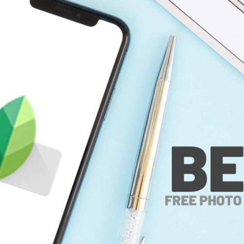 Snapseed App – Best Photo App for iPhone, iPad & Mac