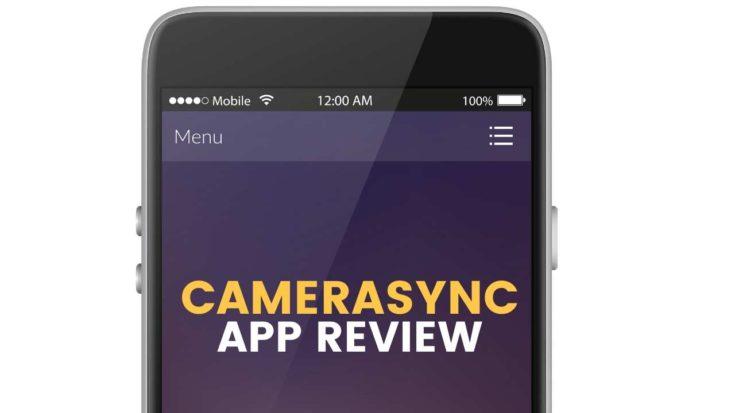 camerasync app review