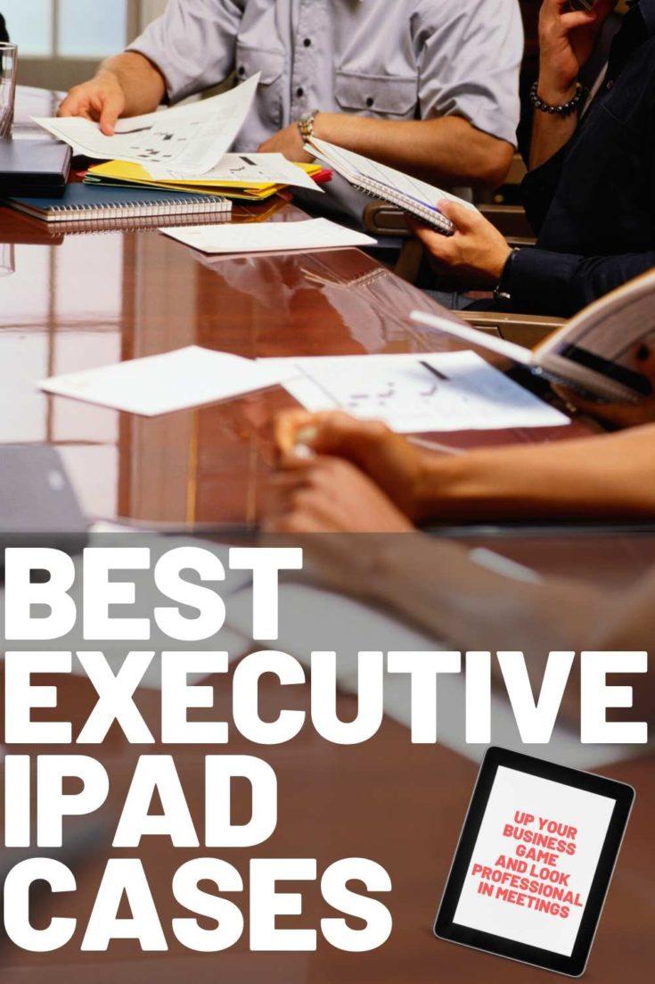 executive ipad cases