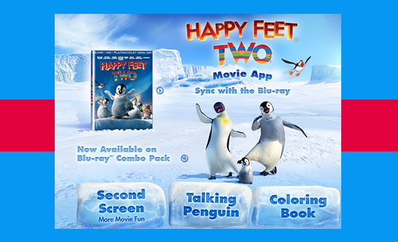 happy feet 2 app review