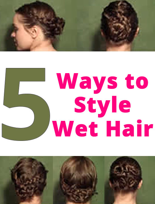 ways to style hair how to style hair 7963