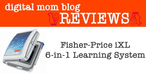 fisher price ixl review