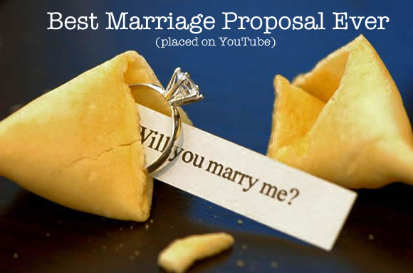 Best Marriage Proposal Video Ever Put On Youtube