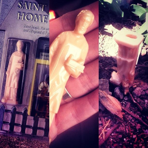 saint joseph sells your house