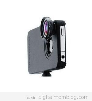 iphone lens system