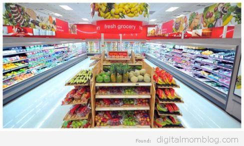 target groceries