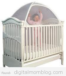 crib tents recalled