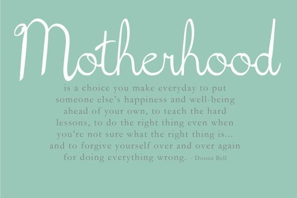 inspiration for moms
