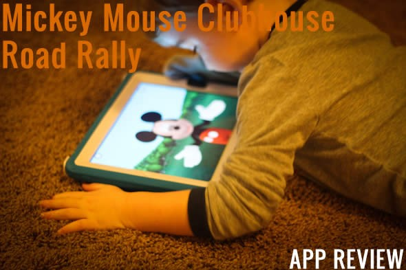 mickey mouse road house app review