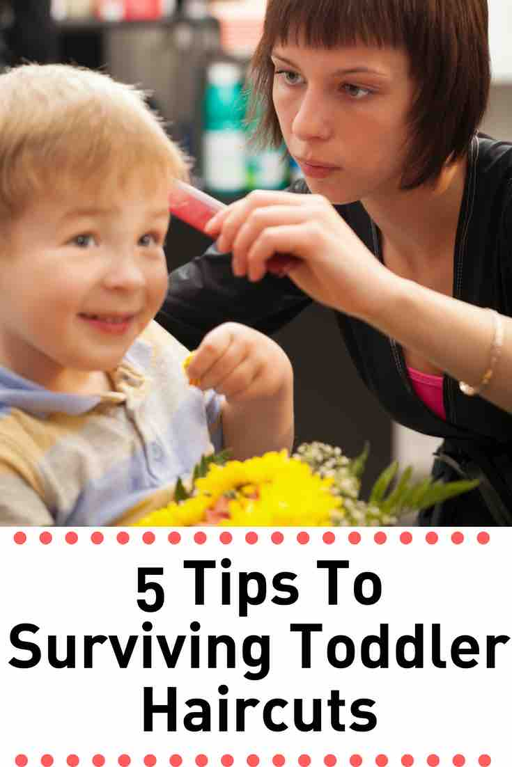 Tips for Toddler Haircuts