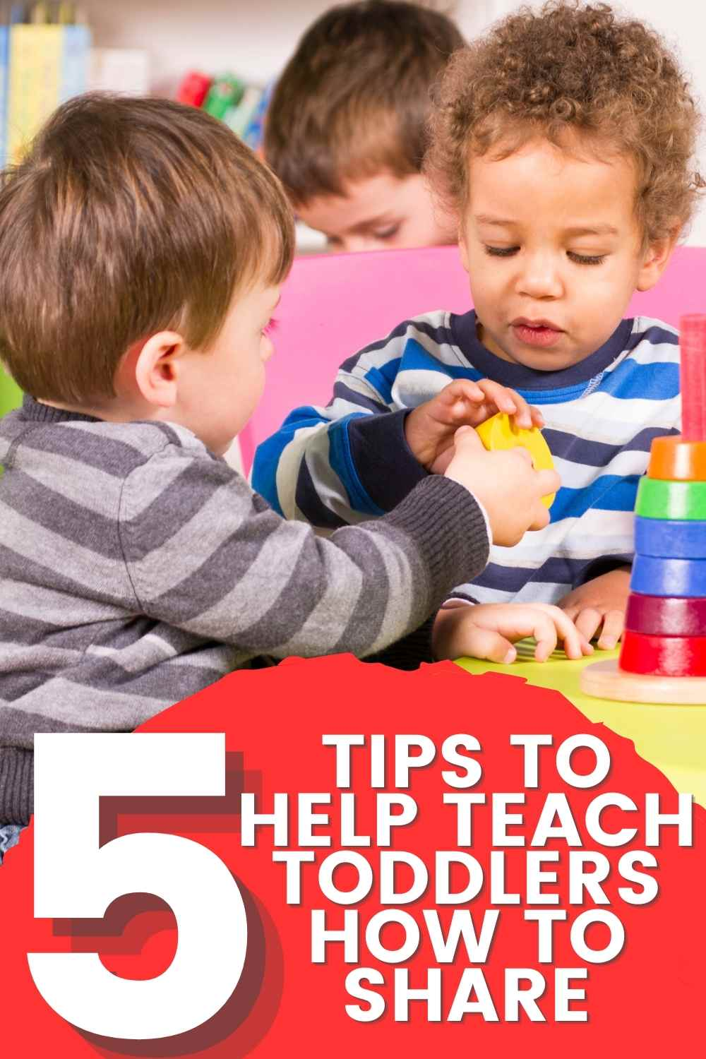 2 toddler sharing - 5 tips to teaching your tots to share