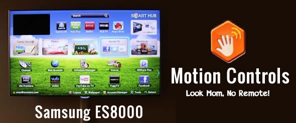 samsung es8000 motion control