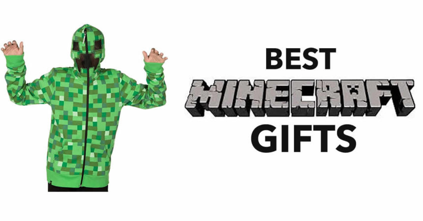 Ultimate Guide to the BEST Minecraft Gifts – Toys, Shirts, Games and MORE!