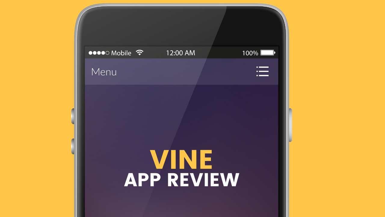 vine app review