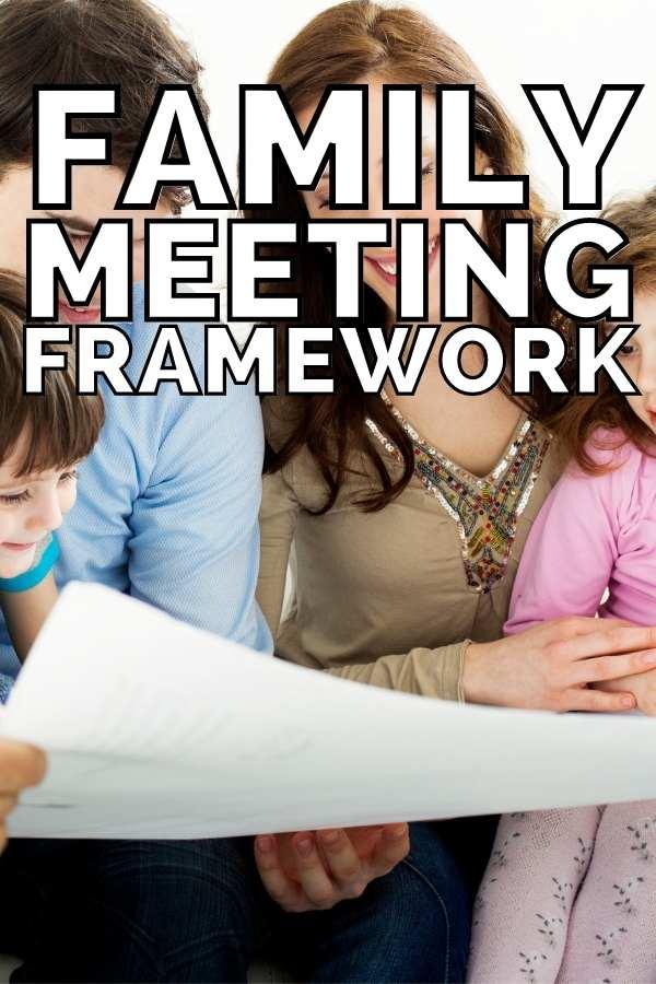 family meeting framework