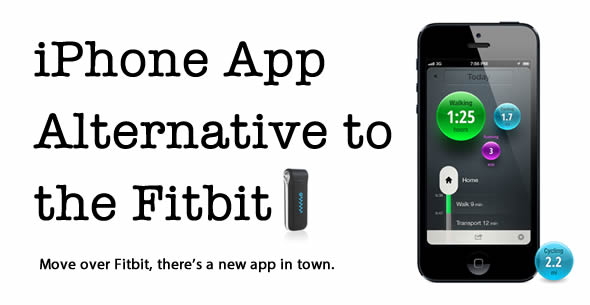 fitbit alternative iphone app