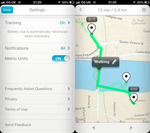 moves app for iphone