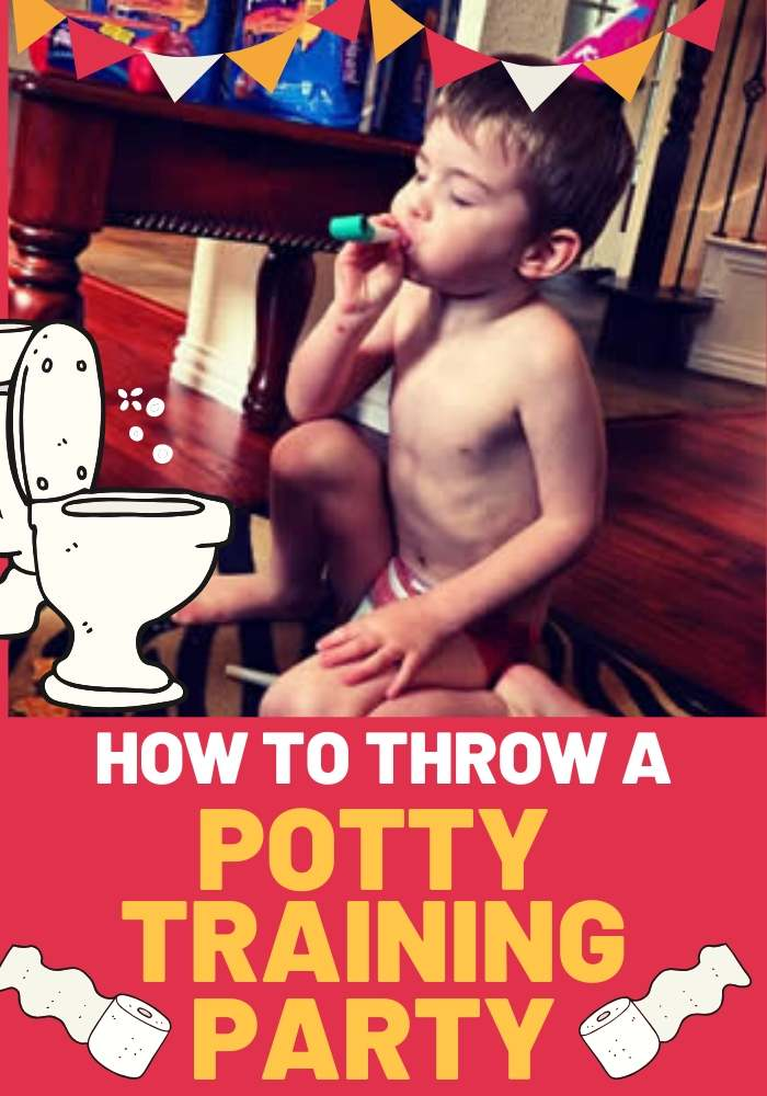 potty training party how to