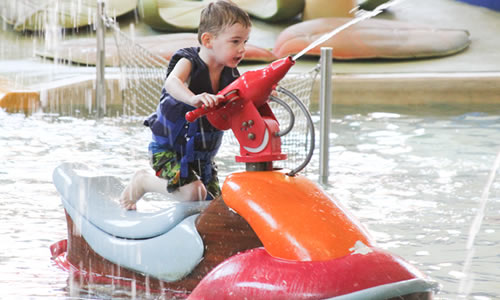 Great Wolf Lodge Review with Toddlers