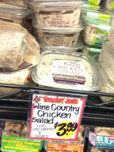 wine country chicken salad