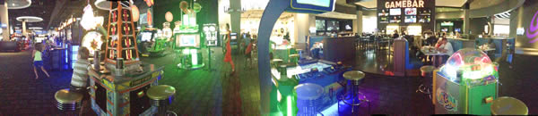 dave and busters games