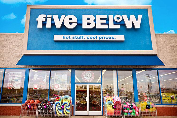 Five Below Stores