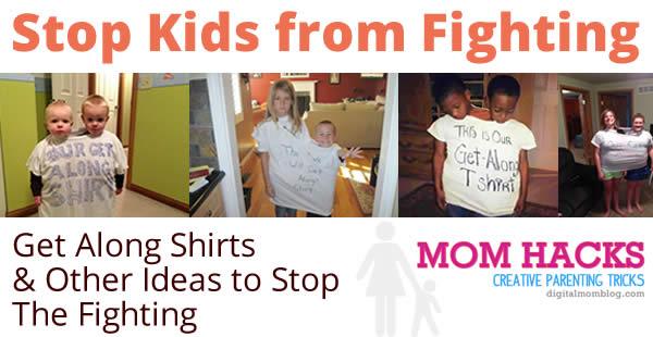 Stop Kids Fighting