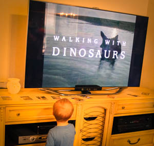 walking with dinosaurs on netflix