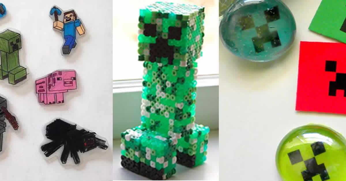 crafts-minecraft