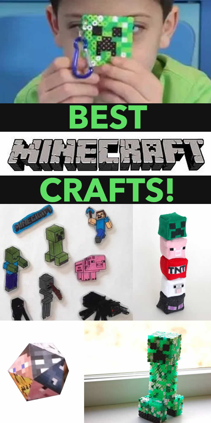 Best Minecraft Crafts for Miners!