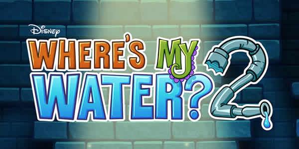 Where's my water 2 kids app