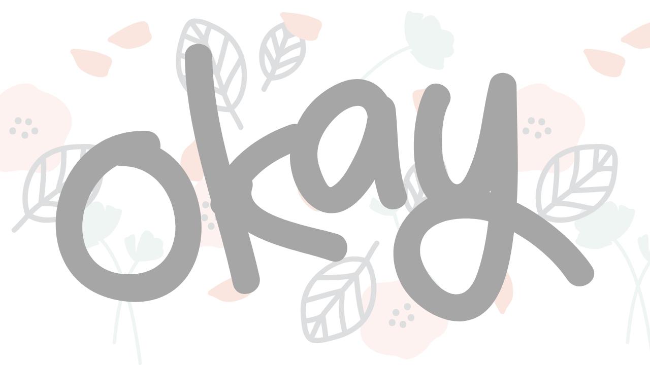 its okay to be an okay mom
