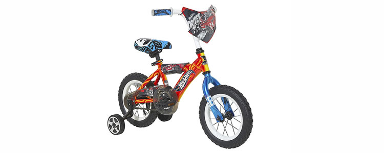 hot wheels bike featuring cars training wheel race bike style
