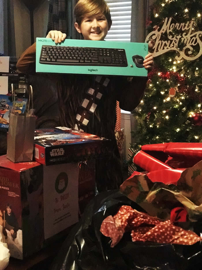 Christmas Mess!