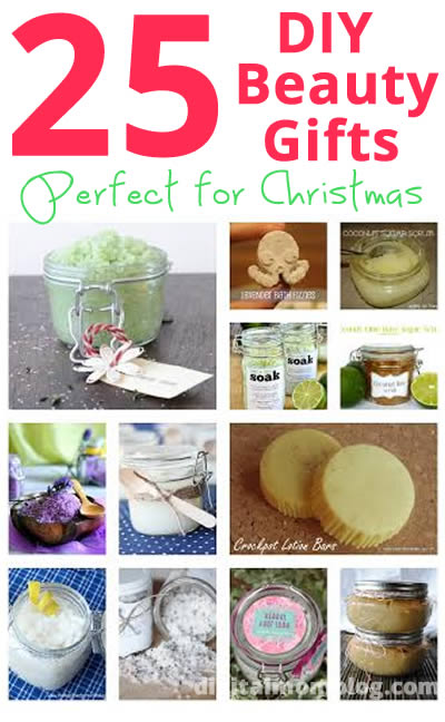 diy beauty gifts