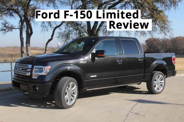 ford f150 limited review